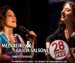 Locali - Mel Freire & Giulia Salsone Brasilian Duo