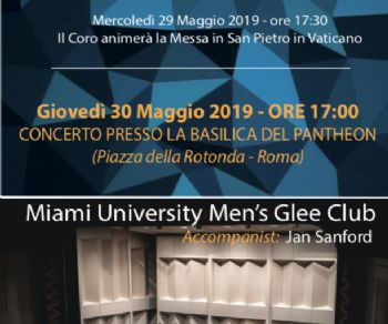 Concerti - Men's Glee Club in Concerto