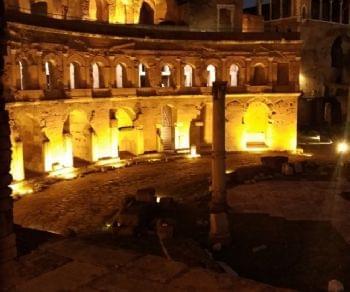 """""""Uno dei più notevoli esempi di sistemazione urbanistica non ufficiale che siano rimasti dell'antica Roma"""""""