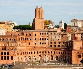 Visite guidate - I Mercati, il Foro e la Colonna di Traiano