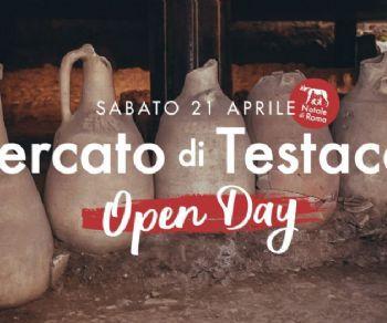 Altri eventi - Open Day Mercato di Testaccio