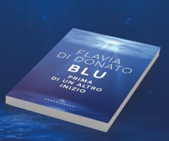 Libri: Blu. Prima di un altro inizio