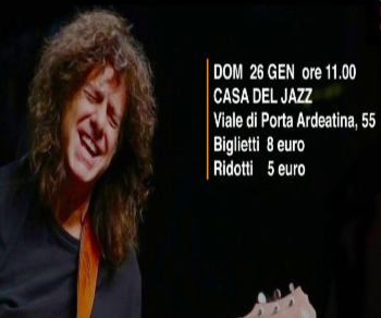 Concerti - Focus on Pat Metheny