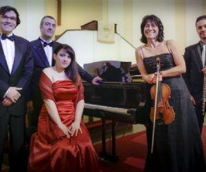 Un elegante Ensemble eseguirà un Concerto d'Opera con musiche di Mozart, Verdi, Puccini, Rossini