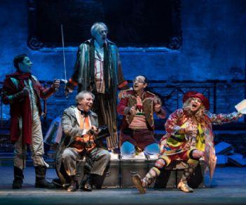Spettacoli - Circus Don Chisciotte