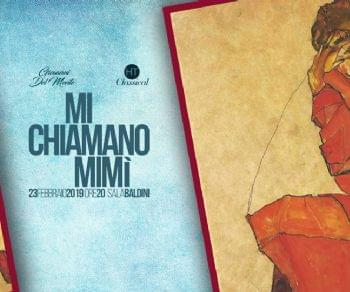 Concerti - Mi Chiamano Mimì