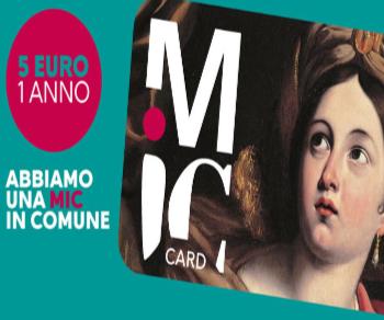 Altri eventi - I weekend della MIC Card