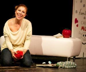 Spettacoli: L'amore al tempo delle mele