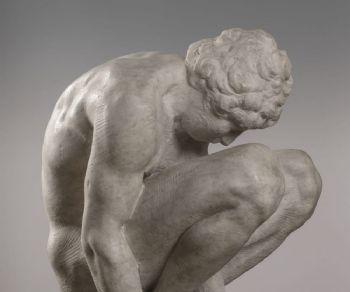 Mostre - L'Adolescente di Michelangelo