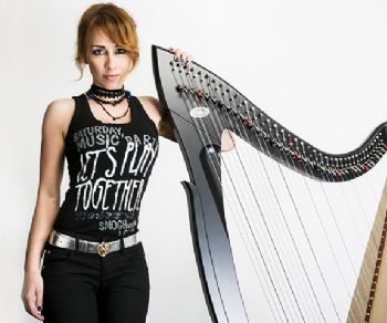 Concerti - Micol Arpa Rock in concerto