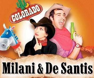 Spettacoli - Milani & De Santis Show