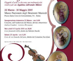 Esposizione di una preziosa collezione di Uova in Porcellana a soggetto sacro/musicale