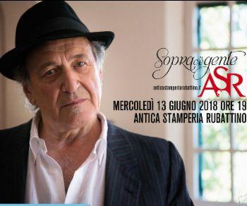 Mimmo Locasciulli presenterà il suo romanzo