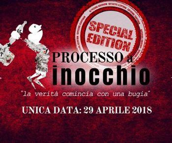 Spettacoli - Processo a Pinocchio
