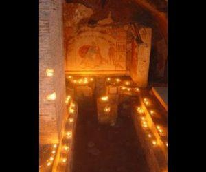 Visita ad uno dei mitrei meglio conservati di Roma