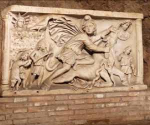 Altri eventi - Il Rito e i Mestieri, il Mitreo del Circo Massimo e i laboratorii del Teatro dell'Opera di Roma