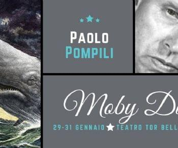 Spettacoli - Moby Dick