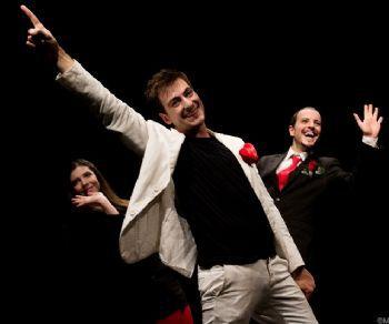Don Giovanni viene sradicato dalla pièce seicentesca e gettato in pasto a un talk-show televisivo