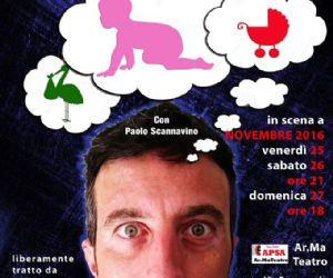 Spettacoli: Monsieur Malaussène (Parlo con te)