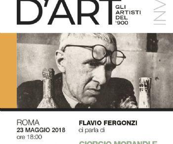 """Continua il ciclo di incontri """"Cahiers d'Art"""" sugli artisti del '900"""