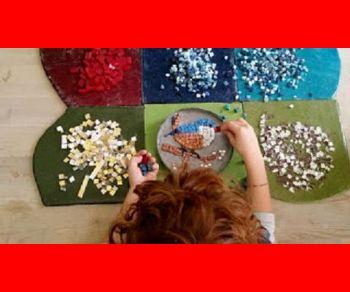 Visite guidate - Giocare imparando: l'arte del Mosaico e l'agnellino di Sant'Agnese