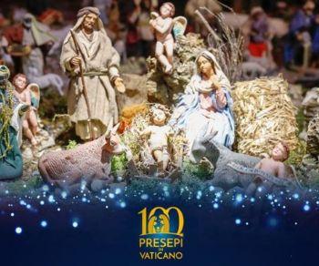 Mostre - 100 Presepi in Vaticano