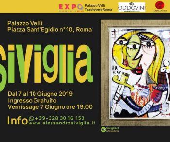 Mostre - Personale di Alessandro Siviglia