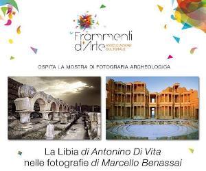 Gallerie - La Libia di Antonino Di Vita nelle fotografie di Marcello Benassai
