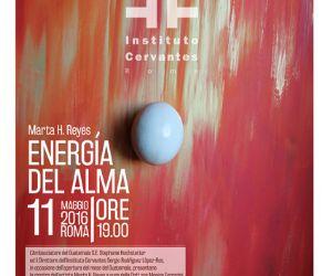 Personale pittorica dell'artista guatemalteca Marta H.Reyes