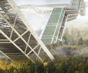 Gallerie: Upward_architecture exhibition