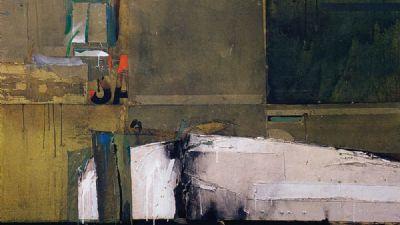Mostre - Piero Raspi dalla luce al colore. Dipinti 1955-2005