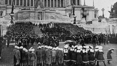 Mostre - Roma. Nascita di una capitale 1870-1915