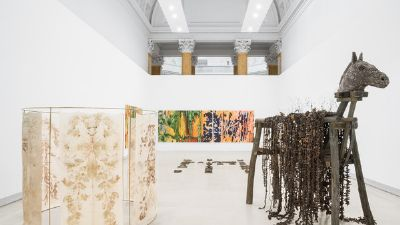 Mostre - Riapre al pubblico la Quadriennale d'arte 2020 FUORI