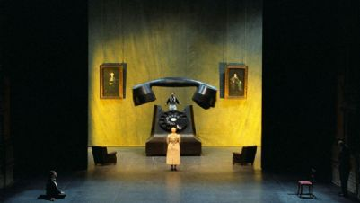 Mostre - Ronconi a Roma. Gli esordi al Teatro Valle