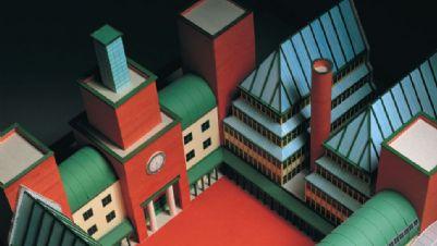 Mostre - Aldo Rossi. L'architetto e le città