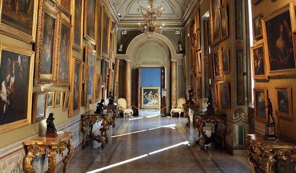 Mostre: Riapre Palazzo Barberini