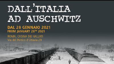 Mostre - Dall'Italia ad Auschwitz