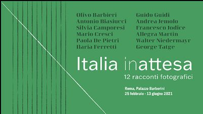 Mostre - Italia in-attesa. 12 racconti fotografici