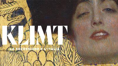 Mostre - Klimt. La Secessione e l'Italia