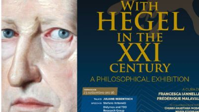 Mostre - With Hegel in the XXI century. A Philosophical Exhibition