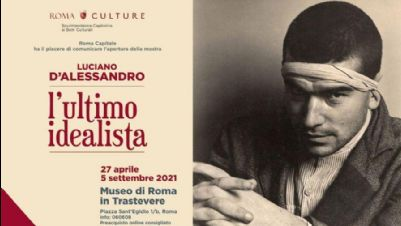 Mostre - Luciano D'Alessandro. L'ultimo idealista