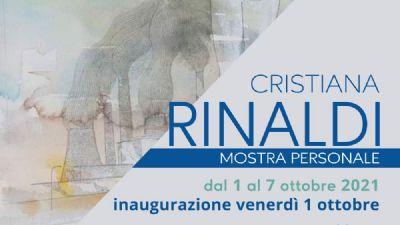 Mostre - Personale di Cristiana Rinaldi