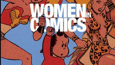 Mostre - Women in Comics