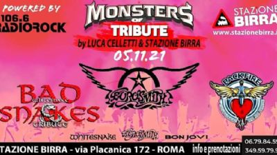 Locali - Monsters Of Tribute