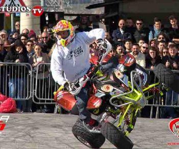 Fiere - Roma Motodays con Stunt show Full Team