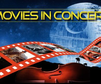 Concerti - Movies in Concert. Il cinema incontra l'Orchestra Sinfonica