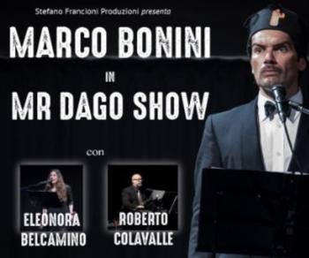 Spettacoli - Mr. Dago Show