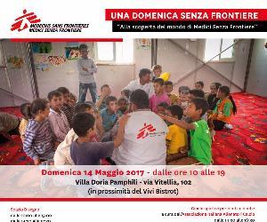 Bambini e famiglie: Torna la Domenica Senza Frontiere a Villa Pamphili