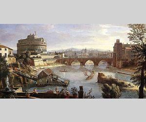 Visite guidate - Aperitivo in battello con tramonto sulle bellezze di Roma