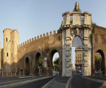 Visite guidate: Passeggiando lungo le Mura Aureliane